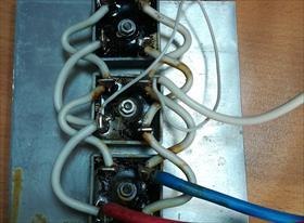 Ремонт зарядно-пускового устройства