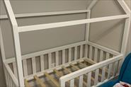 Сборка детской кровати