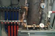 разводка водопровода на рехау со сборкой коллекторных узлов