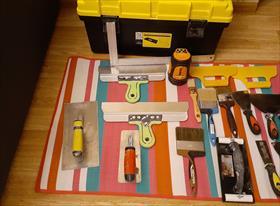 Инструменты мои.