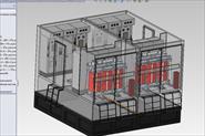 Задание: 3D модель трансформаторной подстанции