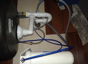 Установка мини посудомоечной машины задание 1254445