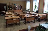 Сборка школьной мебели.