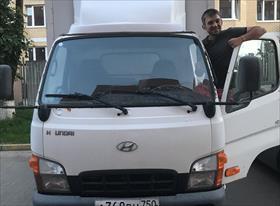 Hyundai HD35 для переездов свой личный