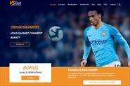 Сайт букмекерской компании (Франция) на Joomla