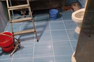 Замена напольной плитки и ванной