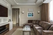 Квартира в стиле современная классика. Съёмка для дизайнерского бюро.