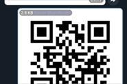 QR telegram bot