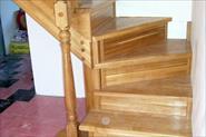 Монтаж готовых лестниц