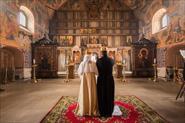 Съёмка венчания