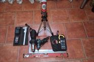 Мои инструменты для выполнения электромонтажных работ.