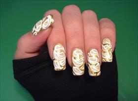 Дизайн ногтей. Работы