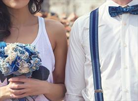 Свадебная нестандартная