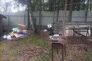 Уборка участка, садовнические работы