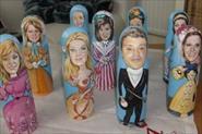 Роспись. Матрешки, шары, миниатюра, одежда и т. п. Роспись стен.