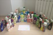 Химия для уборки квартир