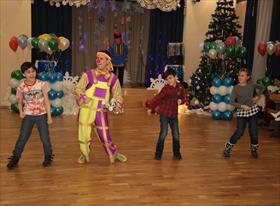 новогодние поздравления детей