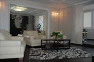 Реализованный дизайн интерьера квартиры 110 кв