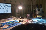 Моя мини лаборатория :)