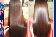 Кератиновое восстановление и ботокс волос