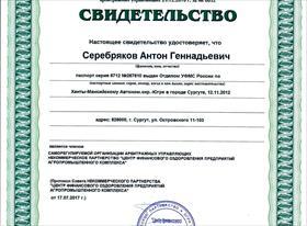Примеры работ + сертификаты