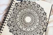 Мандалы и Doodling