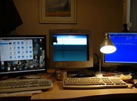 Можно считать, что почти все, что меня окружает в компьютерной сфере-дело рук моих