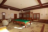 Примеры дизайна биллиардных комнат