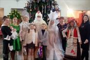 Новогодняя сказка для больших и маленьких)))