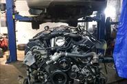 Переборка двигателя BMW X5