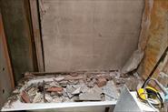 Демонтаж санузла и встроенного шкафа