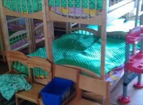 Уборка в детском садике