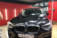 Защита полиуретановой пленкой BMW X4