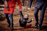 Семейная съемка. Уличный LifeStyle