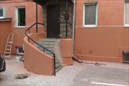 Ремонт фасада офисного здания