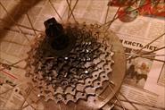 Подготовка велосипеда к сезону