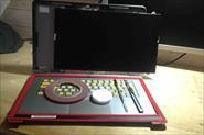 Замена матрицы на ноутбуке Vizio. Стоимость 5500 рублей.
