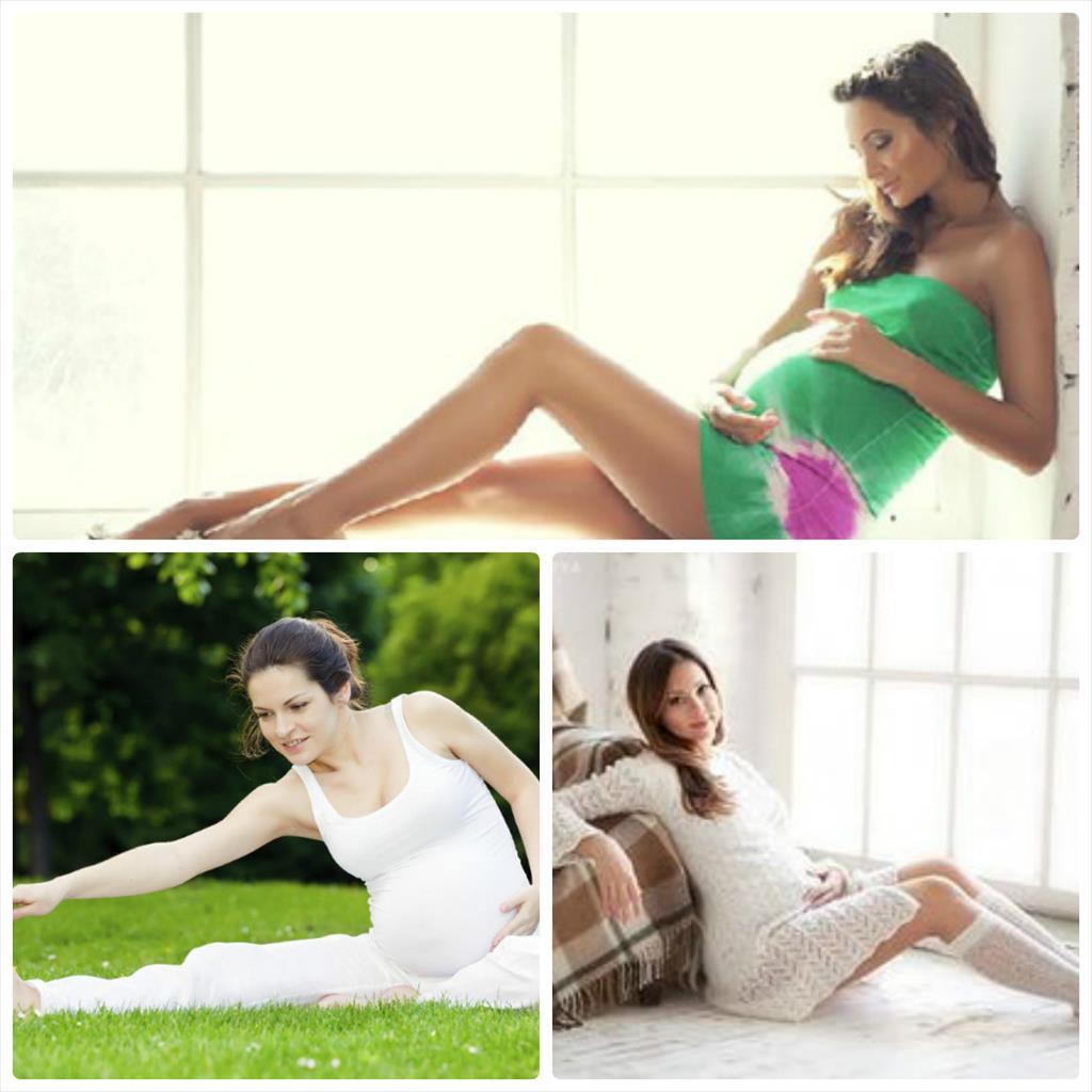 идеи для фотосессии беременной дома