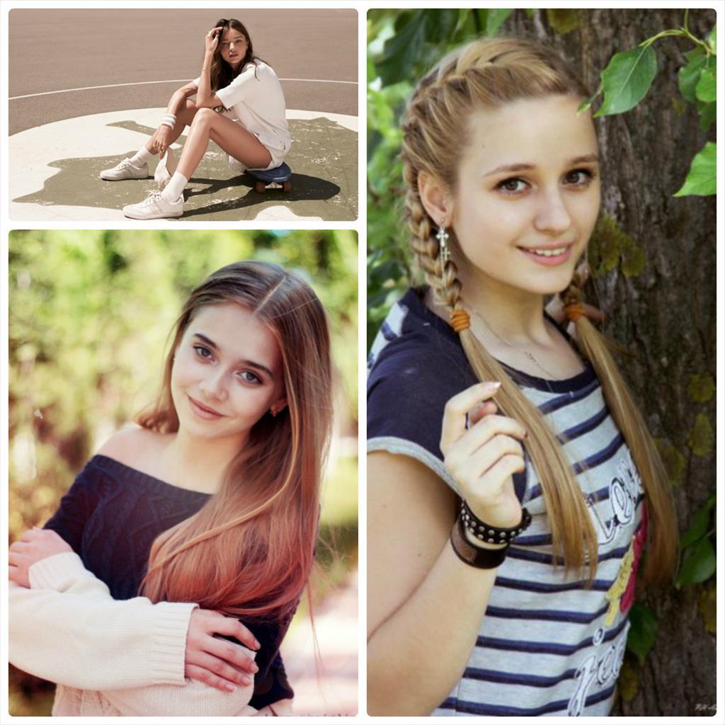фотосессия подростка девочки