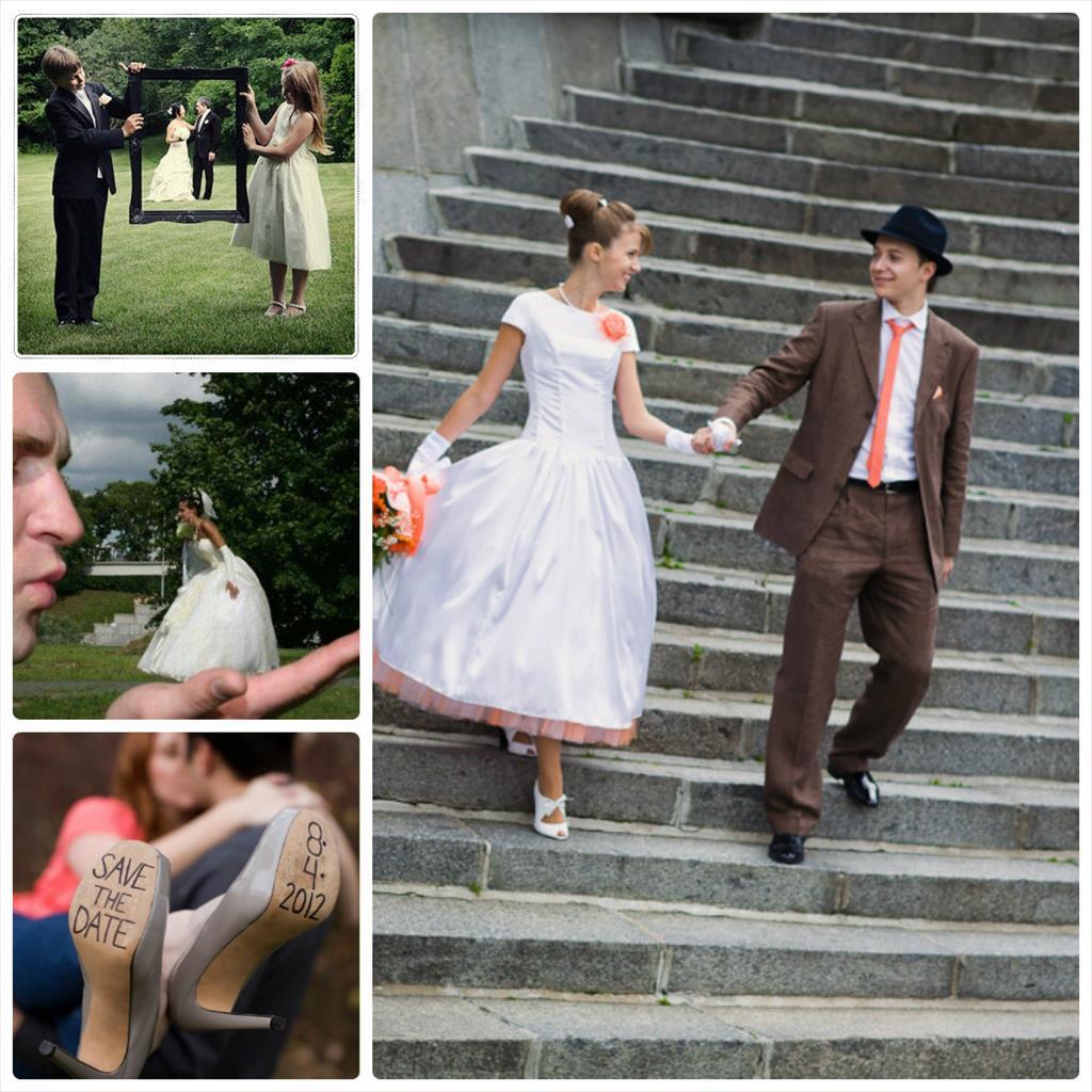 свадебные фотографии идеи