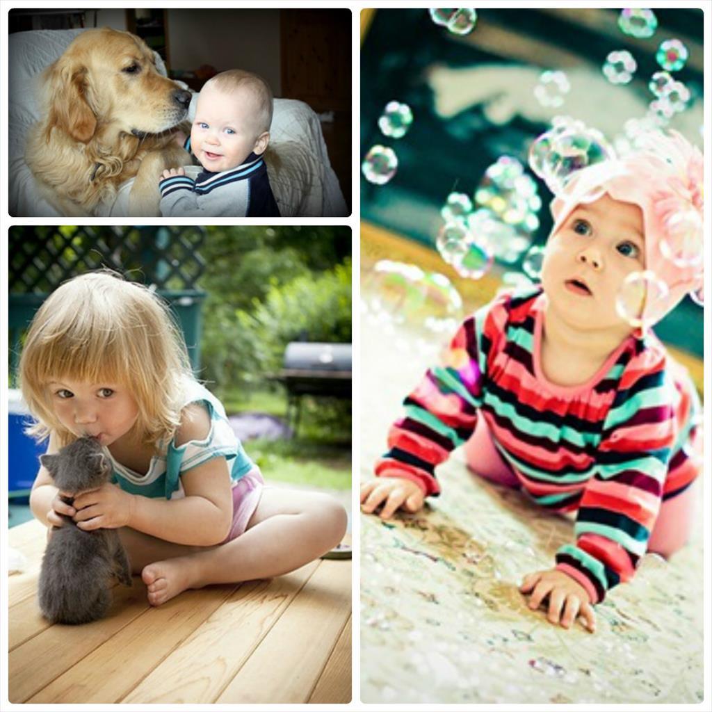 фотосессия 1 годик девочке